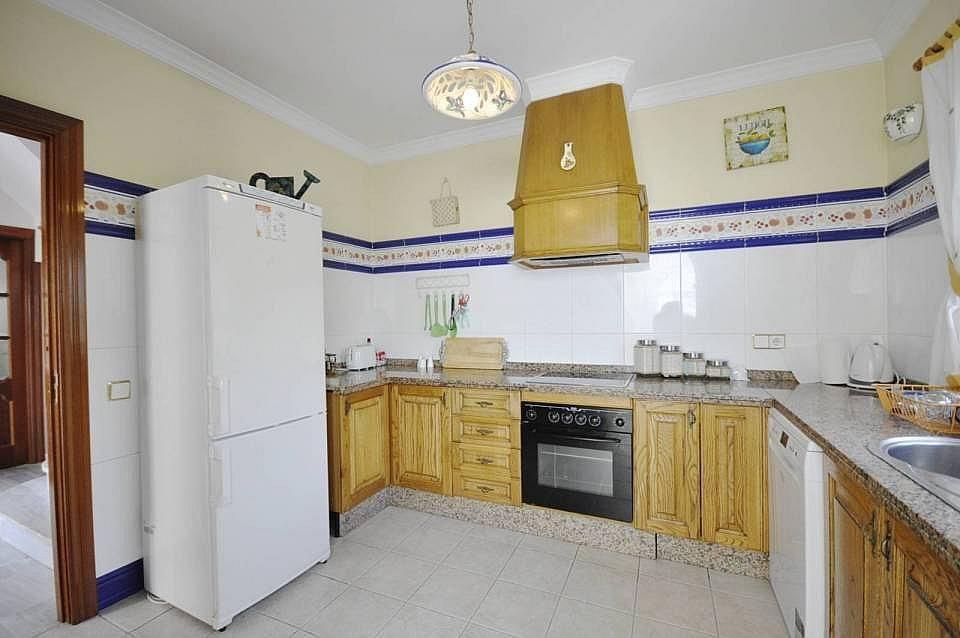 Cocina - Casa adosada en alquiler en Milla de Oro en Marbella - 277708315