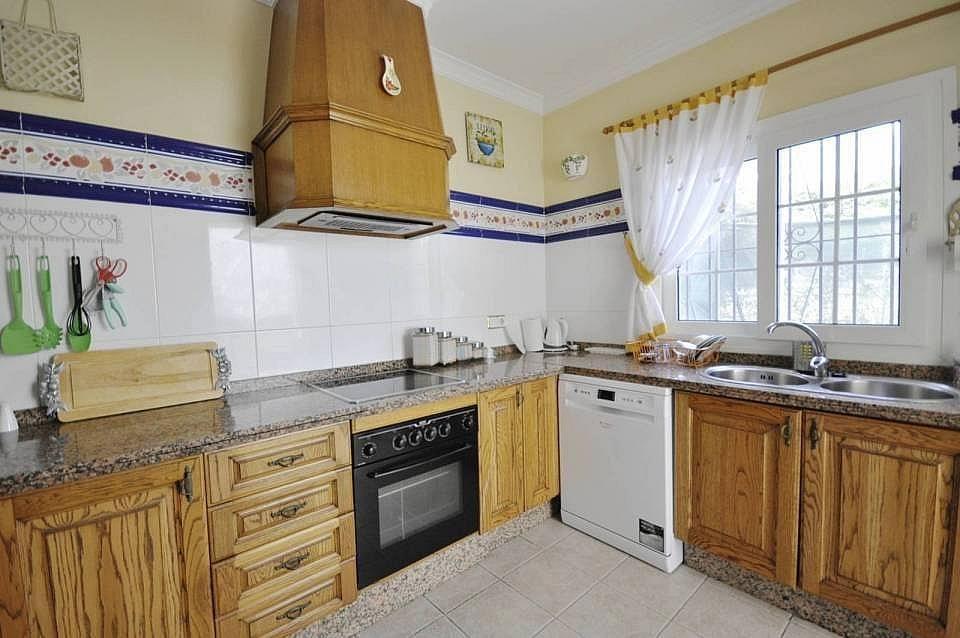 Cocina - Casa adosada en alquiler en Milla de Oro en Marbella - 277708318