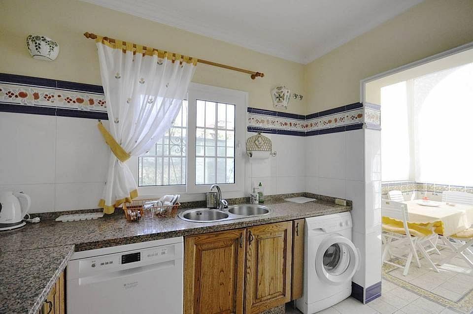 Cocina - Casa adosada en alquiler en Milla de Oro en Marbella - 277708321