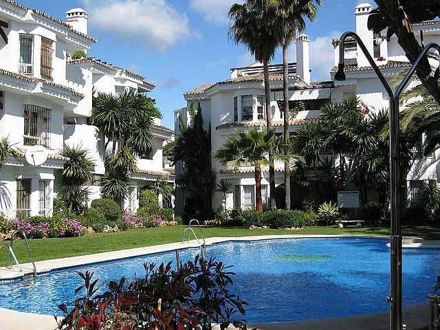 Zonascomunes - Apartamento en alquiler en Nueva Andalucía-Centro en Marbella - 277713607