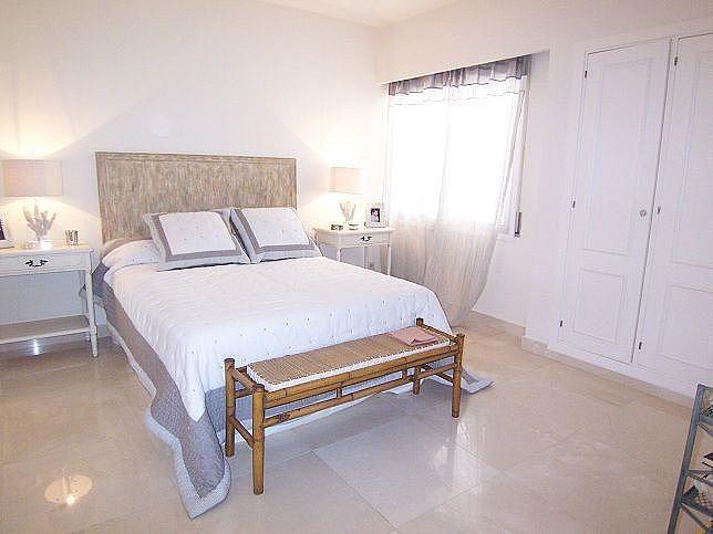 Dormitorio - Apartamento en alquiler en Guadalmina en Marbella - 286985965