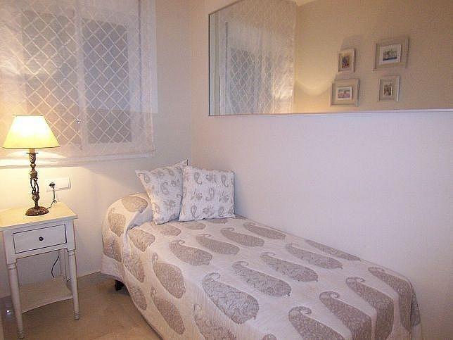 Dormitorio - Apartamento en alquiler en Guadalmina en Marbella - 286985971