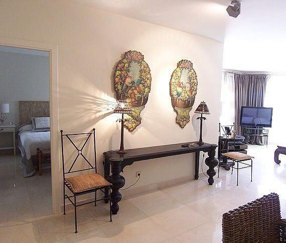 Hall - Apartamento en alquiler en Guadalmina en Marbella - 286985974