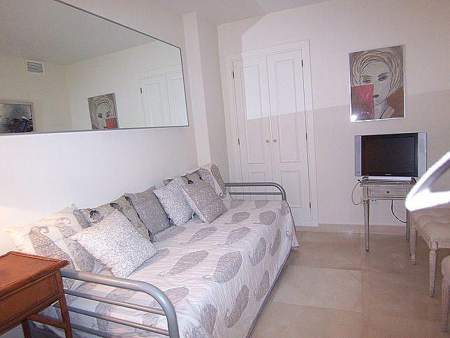 Salon - Apartamento en alquiler en Guadalmina en Marbella - 286985977