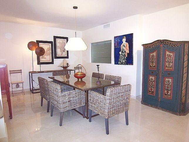 Comedor - Apartamento en alquiler en Guadalmina en Marbella - 286985983