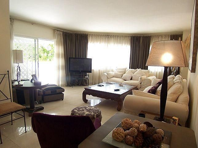 Piscina - Apartamento en alquiler en Guadalmina en Marbella - 286985989