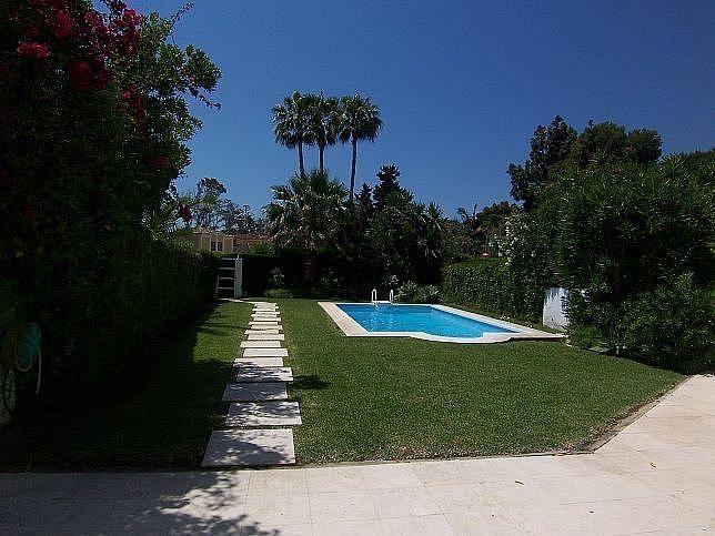 Piscina - Apartamento en alquiler en Guadalmina en Marbella - 286985992