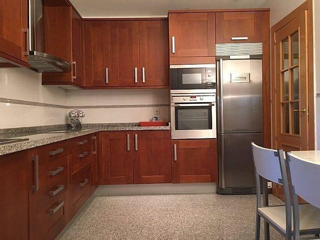 Cocina - Apartamento en alquiler en Estepona - 291218313