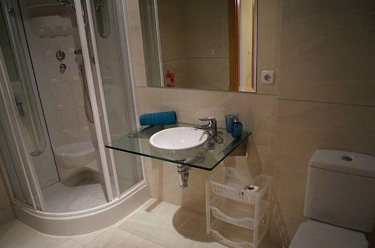 Bano - Apartamento en alquiler en Estepona - 291218319
