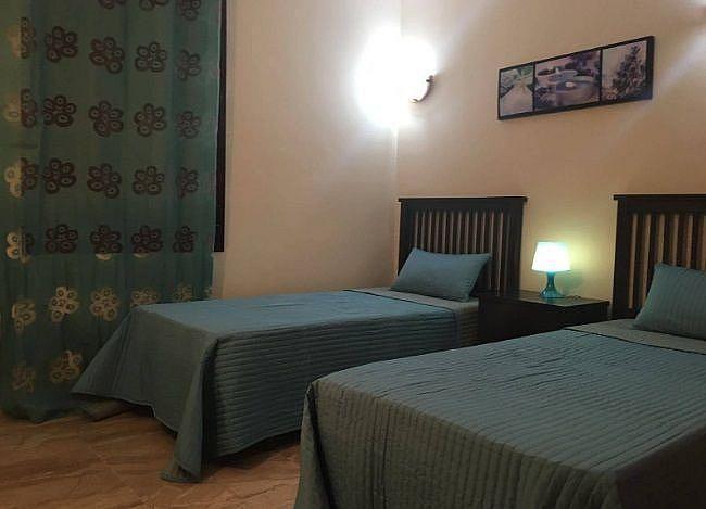 Dormitorio - Apartamento en alquiler en Estepona - 291218322