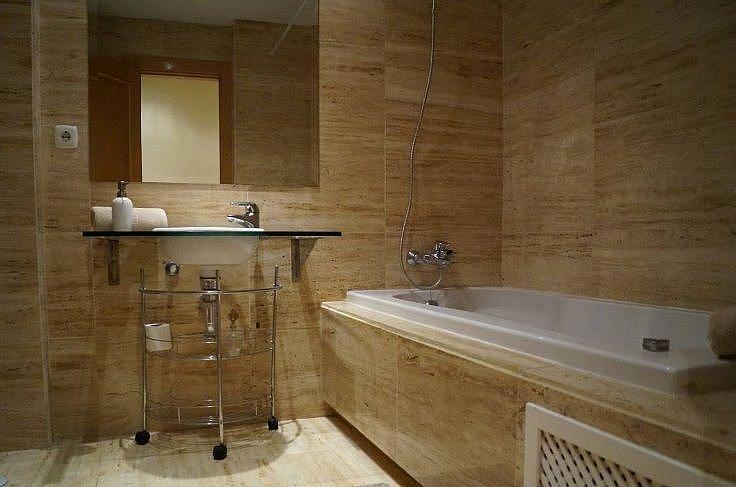 Bano - Apartamento en alquiler en Estepona - 291218325