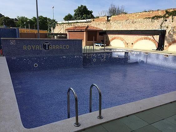 PISCINA - Apartamento en alquiler en calle San Auguri, Part Alta en Tarragona - 365866226