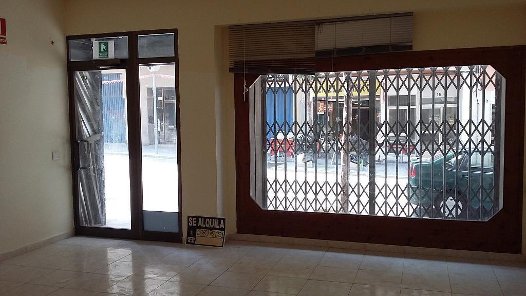 Local comercial en alquiler en calle Hernandez Sanahuja, Eixample Tarragona en Tarragona - 304849319