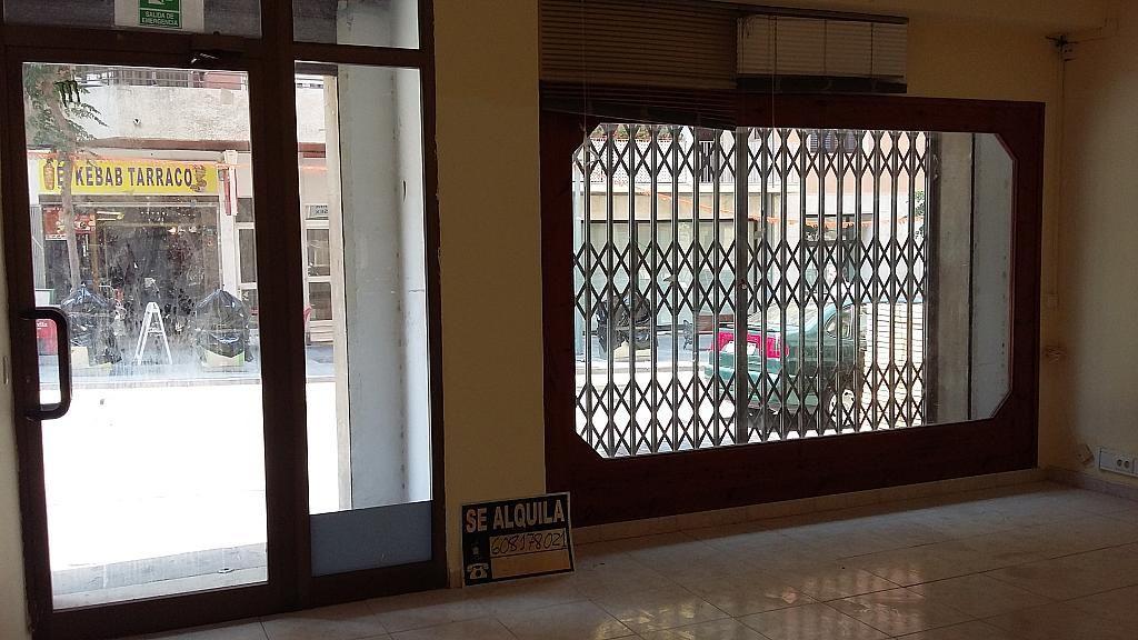 Local comercial en alquiler en calle Hernandez Sanahuja, Eixample Tarragona en Tarragona - 304849322