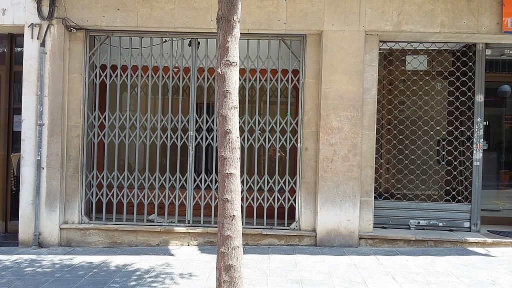 Local comercial en alquiler en calle Hernandez Sanahuja, Eixample Tarragona en Tarragona - 304849325