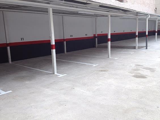 Parking en alquiler en calle Del Rebolledo, Barris Marítims en Tarragona - 333586225