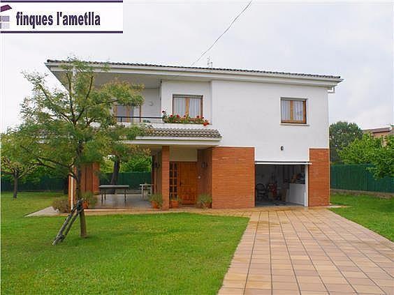 Chalet en alquiler en Ametlla del Vallès, l´ - 294727743