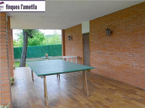 Chalet en alquiler en Ametlla del Vallès, l´ - 294727752