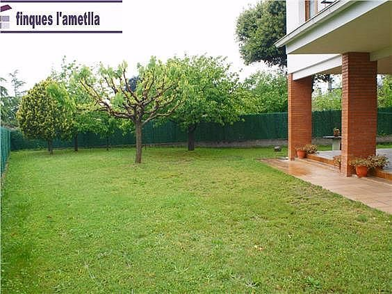 Chalet en alquiler en Ametlla del Vallès, l´ - 294727755