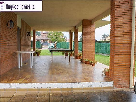Chalet en alquiler en Ametlla del Vallès, l´ - 294727764