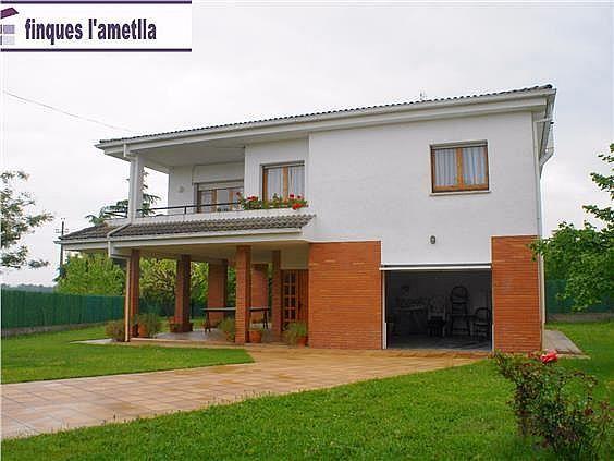 Chalet en alquiler en Ametlla del Vallès, l´ - 294727848