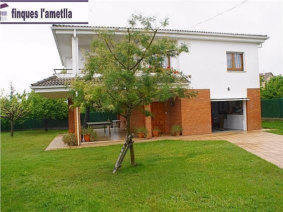 Chalet en alquiler en Ametlla del Vallès, l´ - 294727854