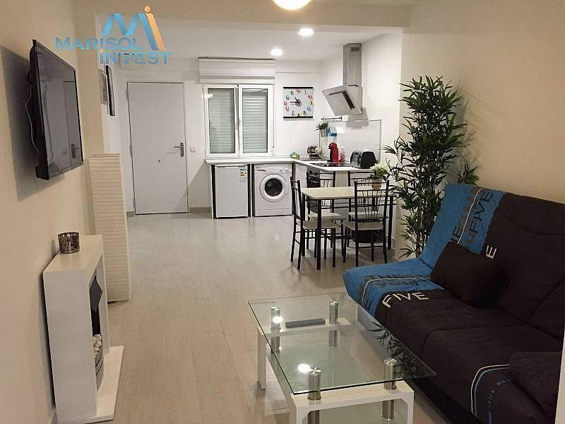 Comedor - Apartamento en venta en calle Centro, Zona centro en Benidorm - 281979776