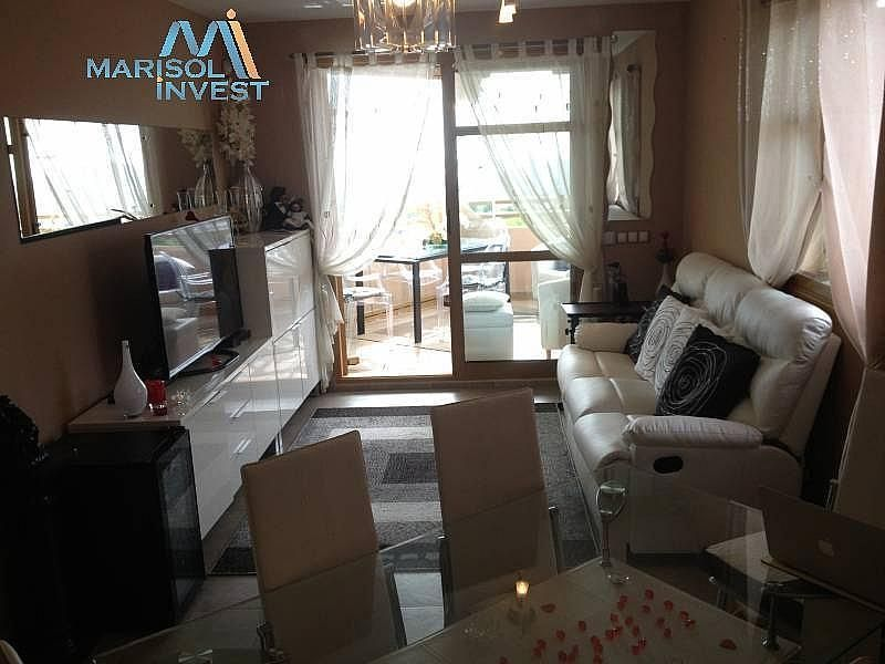 Comedor - Apartamento en alquiler en calle Urbanizaciones, Benidorm - 282855435