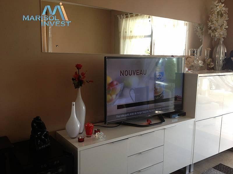 Comedor - Apartamento en alquiler en calle Urbanizaciones, Benidorm - 282855438