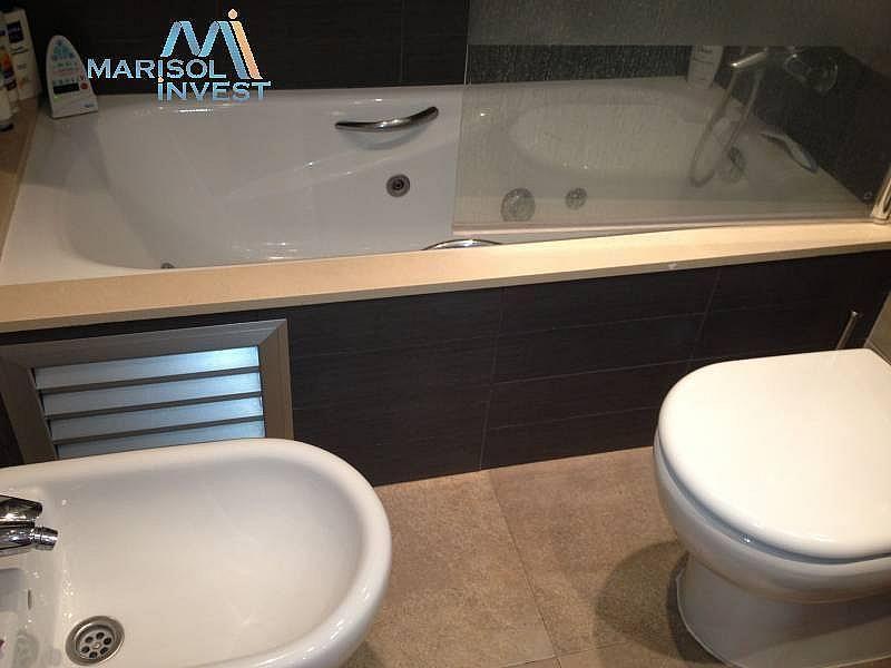 Baño - Apartamento en alquiler en calle Urbanizaciones, Benidorm - 282855459