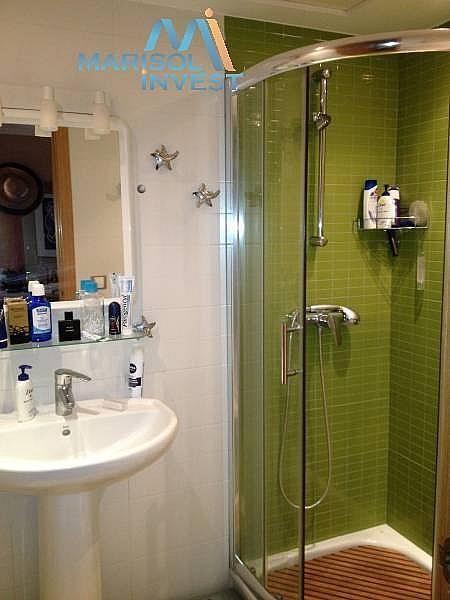 Baño - Apartamento en alquiler en calle Urbanizaciones, Benidorm - 282855462
