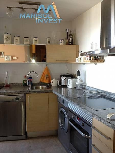 Cocina - Apartamento en alquiler en calle Urbanizaciones, Benidorm - 282855477