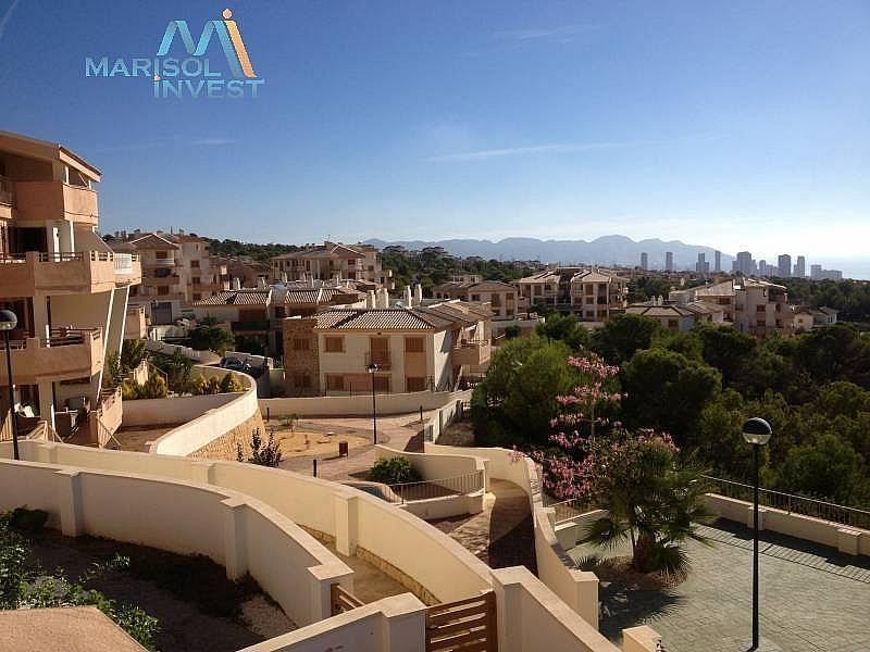 Vistas - Apartamento en alquiler en calle Urbanizaciones, Benidorm - 282855483