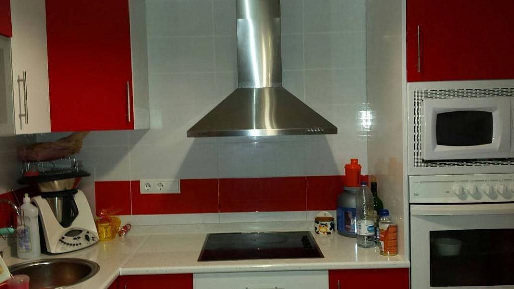 Cocina - Apartamento en venta en calle Cala de Finestrat, Benidorm - 283230223