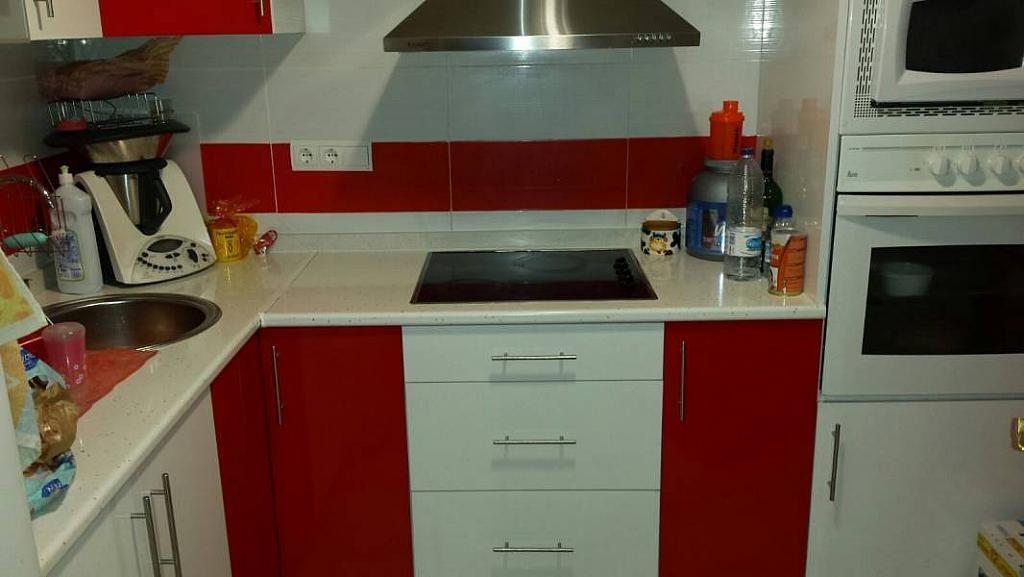 Cocina - Apartamento en venta en calle Cala de Finestrat, Benidorm - 283230226