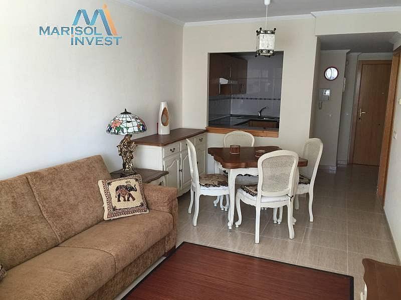 Comedor - Apartamento en venta en calle Cala de Finestrat, Benidorm - 290396054