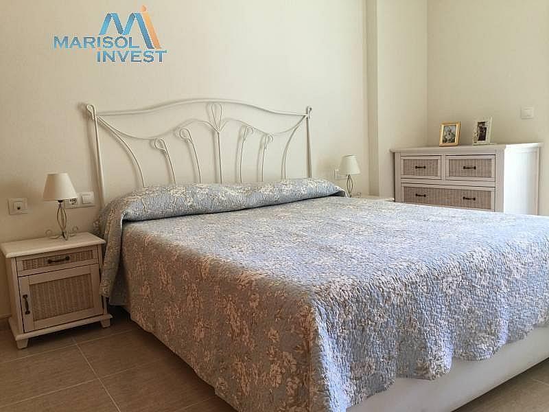 Dormitorio - Apartamento en venta en calle Cala de Finestrat, Benidorm - 290396057