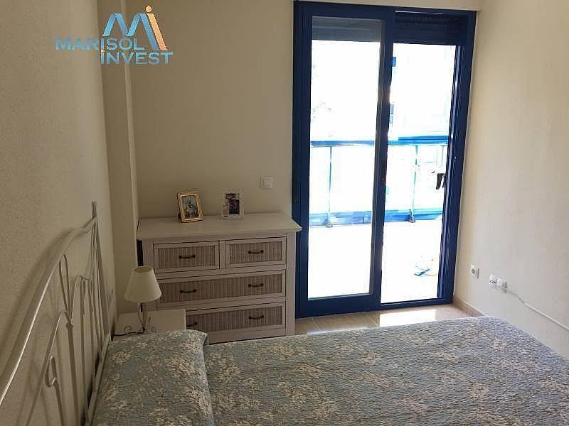 Dormitorio - Apartamento en venta en calle Cala de Finestrat, Benidorm - 290396063