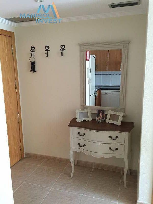 Pasillo - Apartamento en venta en calle Cala de Finestrat, Benidorm - 290396066