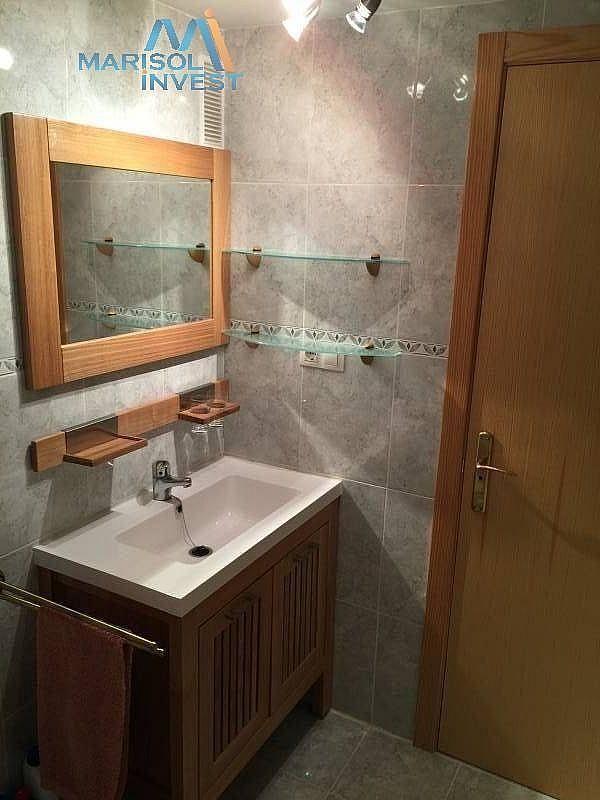 Baño - Apartamento en venta en calle Cala de Finestrat, Benidorm - 290396069
