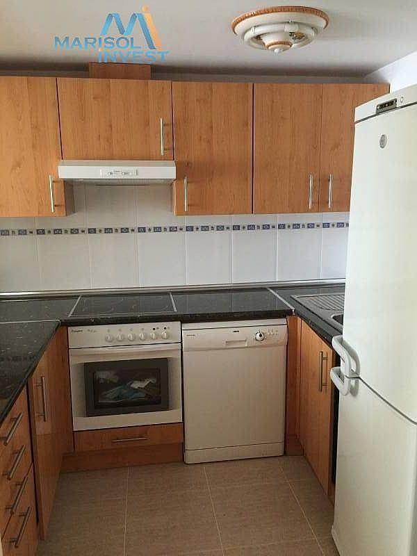 Cocina - Apartamento en venta en calle Cala de Finestrat, Benidorm - 290396072