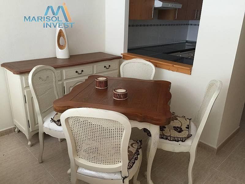 Comedor - Apartamento en venta en calle Cala de Finestrat, Benidorm - 290396075
