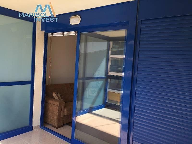 Terraza - Apartamento en venta en calle Cala de Finestrat, Benidorm - 290396078