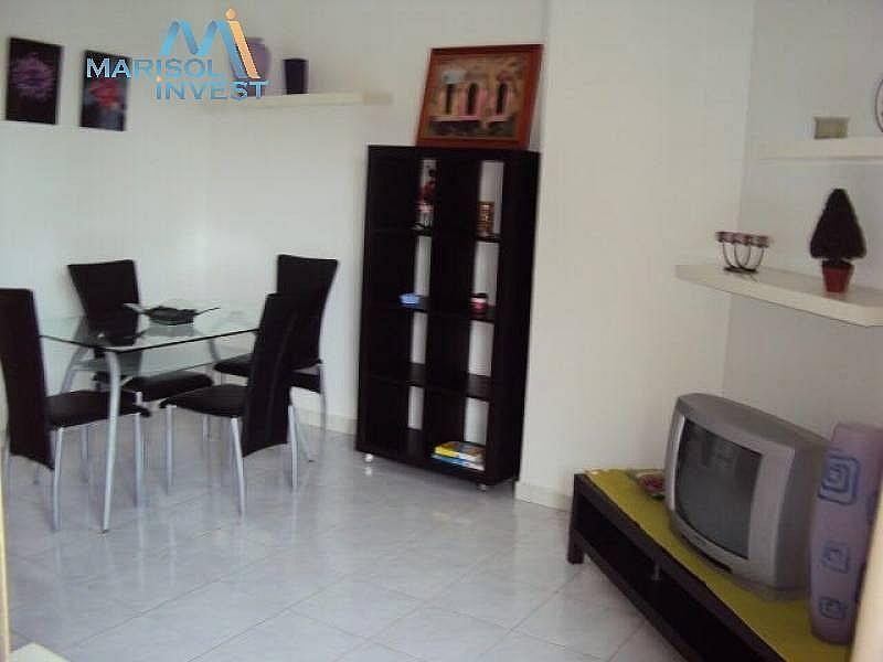 Comedor - Apartamento en venta en calle Cala de Benidorm, Poniente en Benidorm - 293281189