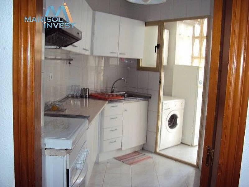 Cocina - Apartamento en venta en calle Cala de Benidorm, Poniente en Benidorm - 293281195