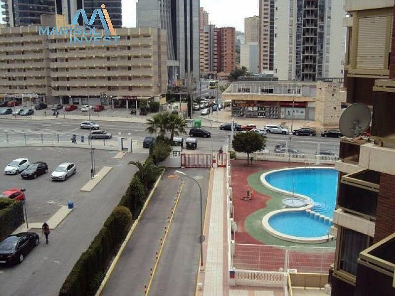 Vistas - Apartamento en venta en calle Cala de Benidorm, Poniente en Benidorm - 293281207