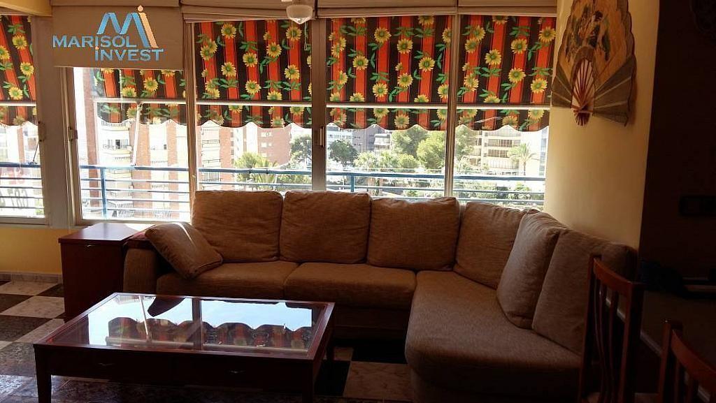 Comedor - Apartamento en venta en calle Poniente, Poniente en Benidorm - 293745812