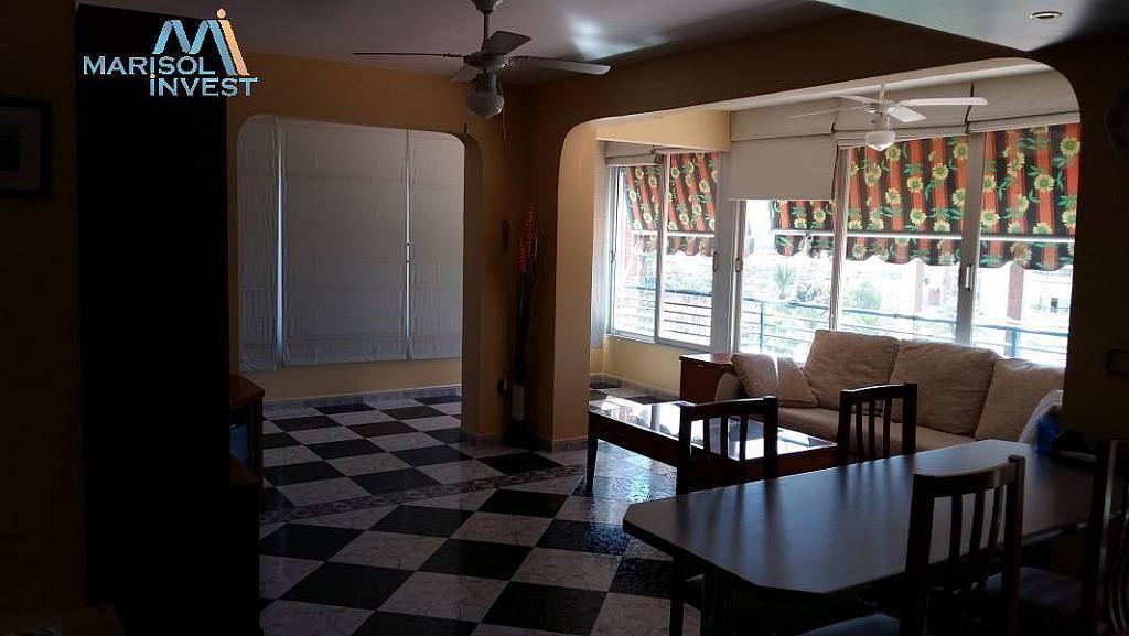 Comedor - Apartamento en venta en calle Poniente, Poniente en Benidorm - 293745815