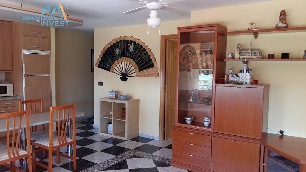 Comedor - Apartamento en venta en calle Poniente, Poniente en Benidorm - 293745818