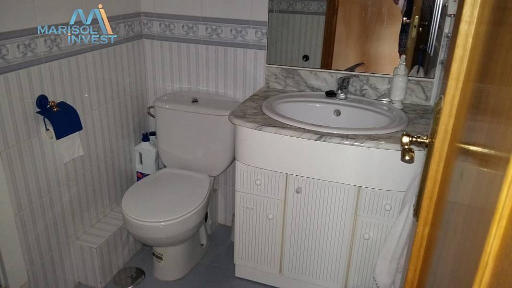 Baño - Apartamento en venta en calle Poniente, Poniente en Benidorm - 293745842